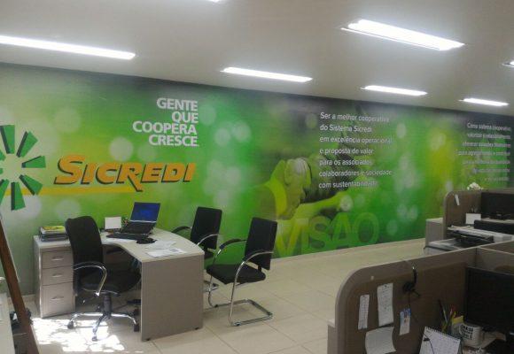 Sicredi - Maringa Velho - Parede Call Center - 1